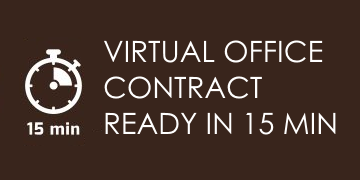 virtual office in 15 minutes ready